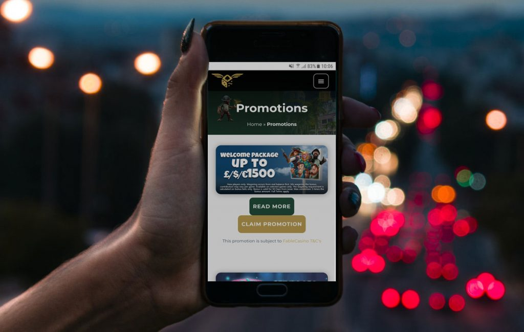 Online Casino Pay Mobile Phone